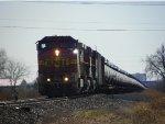 BNSF C41-8W 933