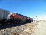 BNSF ES44DC 7589