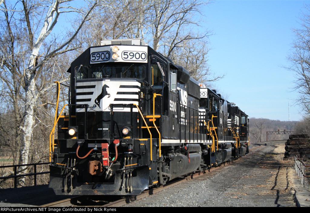 NS 90N in Newport