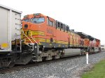BNSF 5639 & 9254