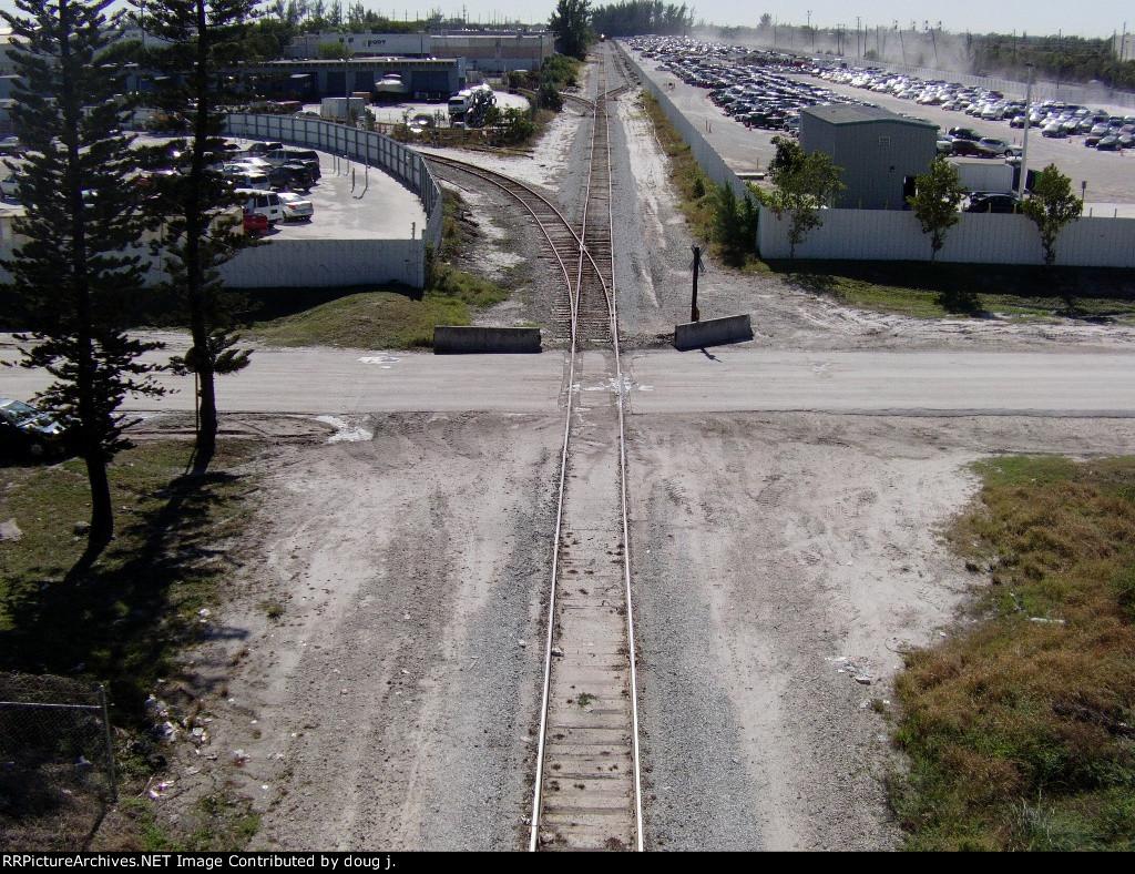 CSX Spur in Hialeah
