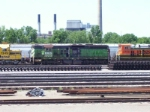 BNSF 6105