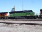 BNSF 7023