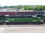 BNSF 7029