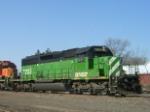 BNSF 7055