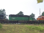 BNSF 7067