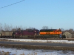 BNSF 8016