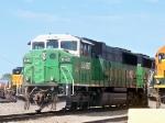 BNSF 8142