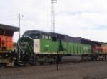 BNSF 8164