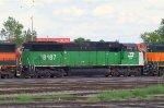 BNSF 8187