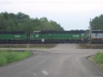 BNSF 9232