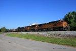 BNSF 4439 leads Q201 south