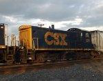CSX 1124 SW1001