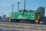 BN 12238, Wide-Vision Caboose