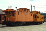 EJ&E 515 and 509, Steel Riveted Caboose, waiting assignments