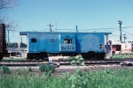UP 24572, ex Rock Island Bay Window Caboose, NEW