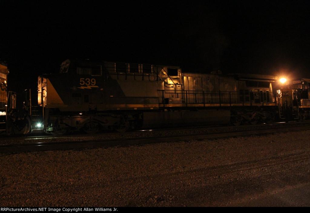 CSX 539