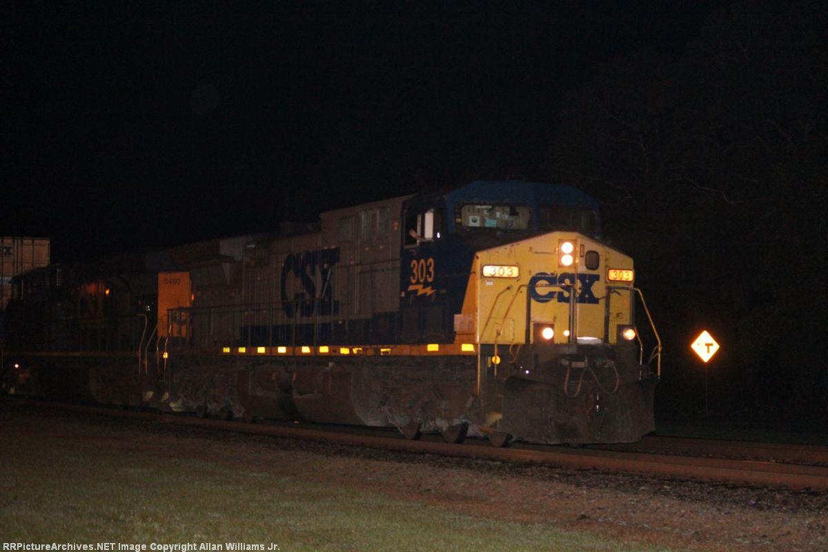 CSX 303