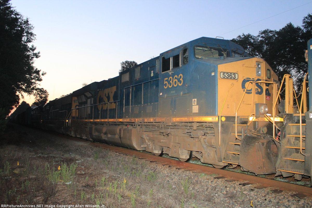 CSX 5363