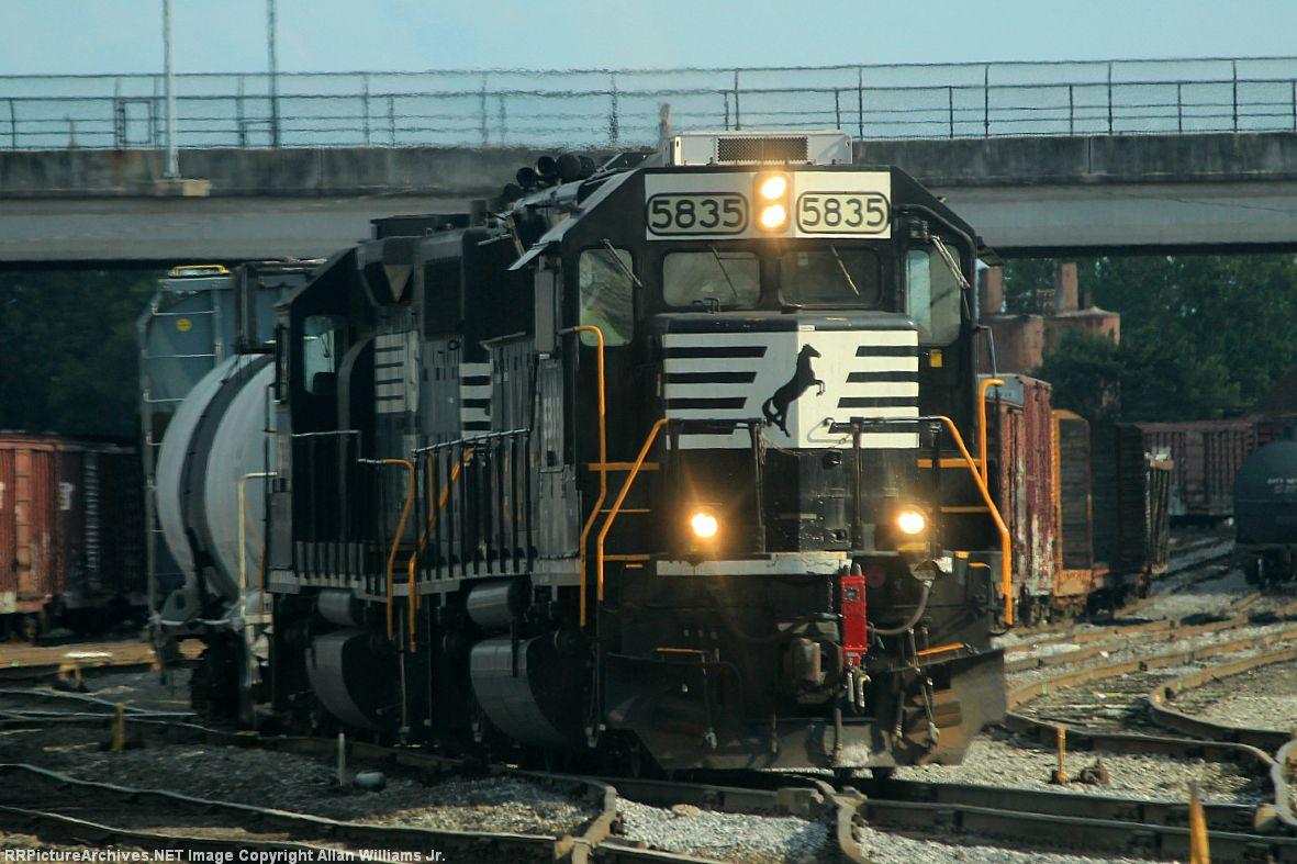 NS 5835