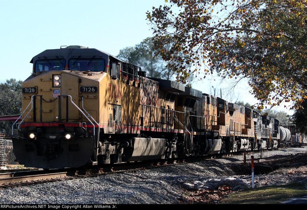 UP 7126 (NS 152)