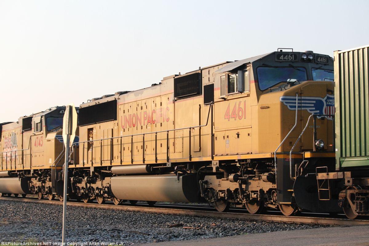 UP 4461