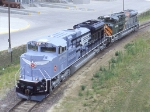 "UP 1982 - 1983, New EMD SD70ACe, UP ""Heritage"" Locomotives,"