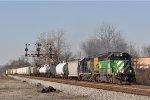 HLCX 7065 On CSX J 785 Southbound