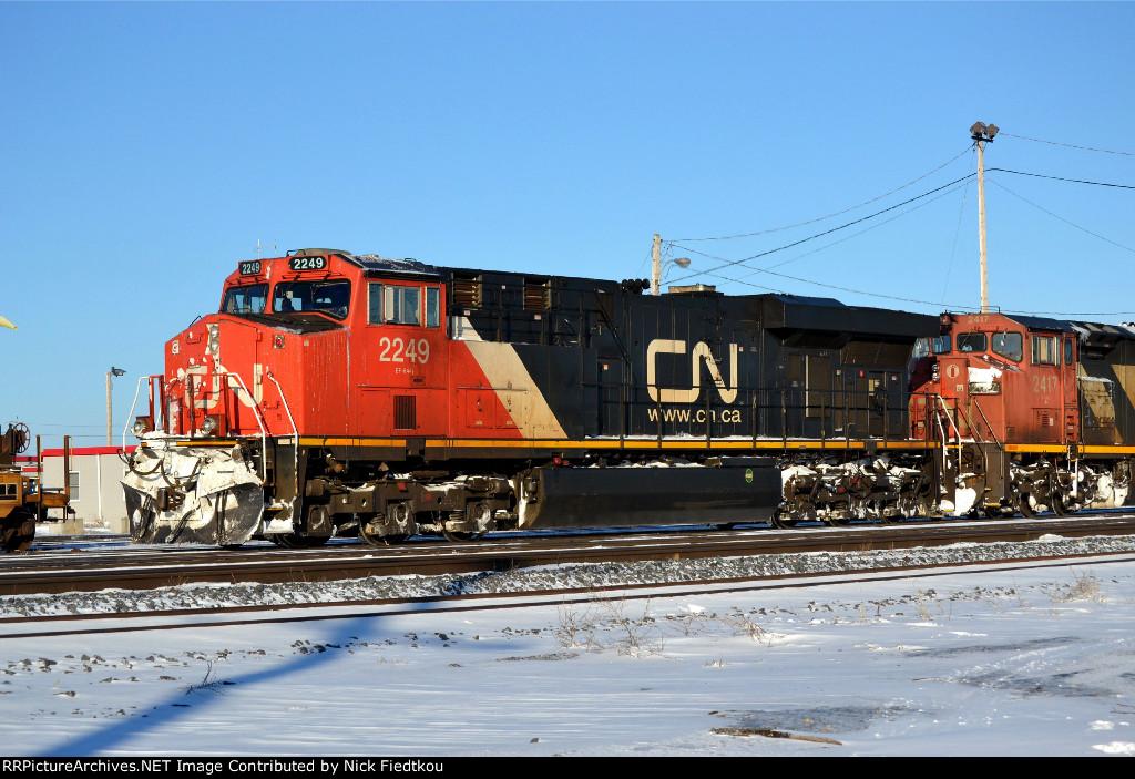 CN 2249 Mile 219.5 Kingston Sub