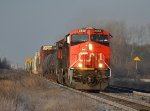 CN 509 CN 2330 East Mile 54.39 Strathroy Sub