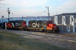 CN 7029 CN 4018 Point Edward Spur