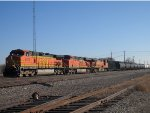 BNSF 4379 WEST