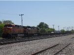 BNSF 5709 WEST