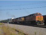 BNSF 4069 EAST