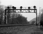 PRR Signal Bridge