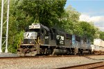 NS SD70 2575