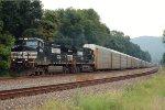 NS 9-40CW 9555 leads 11J