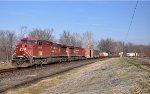 NS 11R CP 9808 CP 8610