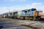 Look like CSX 4730 see some better days and CSX 4601..A 80 Mac attack