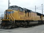 UP 4850 (My SD70M) in the Oakland Yard