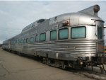 "The ""Silver Solarium"" in the Oakland Yard."