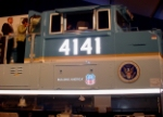 UP 4141 In Air Force One Colors