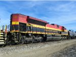 KCS SD70ACe 4108