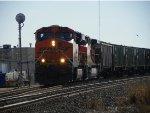 BNSF ES44DC 7791