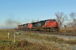 CN 2675 at Bretville Junction