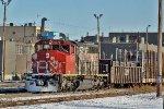 CN 5275 Walker Yard