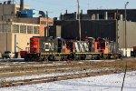 CN 7051 Walker Yard