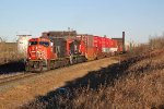 CN 5726 South on the Camrose Sub