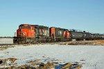 CN 5284 CN Scotford Yard