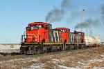 CN 1421 CN Scotford Yard